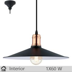 Lustra iluminat decorativ interior Eglo, gama Bridport, model 49452 http://www.etbm.ro/eglo