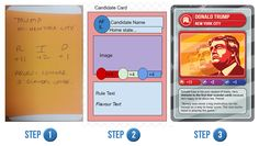 Can't find the perfect #CardGame for yourself? Try making one…