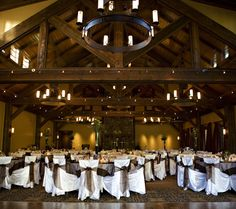 We have several gorgeous options for your #wedding at #Silvertip! Discover>