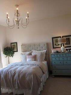 Love this bedroom! #paradeofhomes #tricities