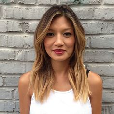 The Best Hair Colors for Asian Women