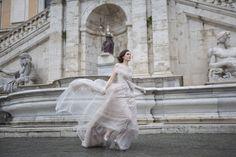 Pandora Collection, Summer Wedding, Evening Dresses, Spring Summer, Wedding Dresses, Photography, Rome, Campaign, Fashion