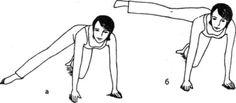 внутренняя часть бедра как убрать жир быстро