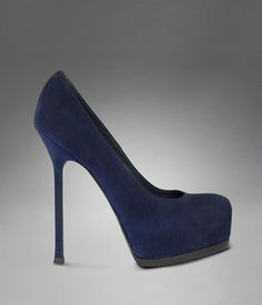 YSL trib too high heel pump $795US