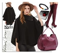 """""""SheIn 4"""" by melissa995 ❤ liked on Polyvore"""