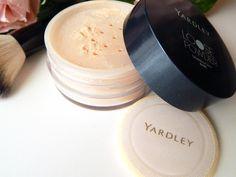 The Yardley by London Loose Powder - Chantell Clark Loose Powder, Lifestyle Blog, About Me Blog, London, Beautiful, Beauty, Food, Fashion, Moda