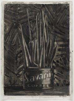 Jasper Johns. Savarin. 1977