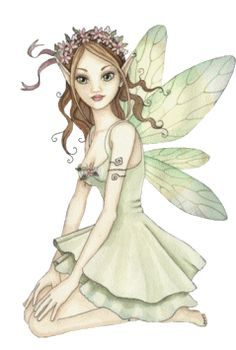 Fantasy World, Fantasy Art, Angel Clipart, Decoupage, Fantasy Mermaids, Cute Clipart, Love Fairy, Flower Fairies, Fairy Art