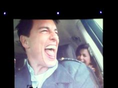 Eve Myles And John Barrowman Singing Firework    This has to be one of the most hilarious things I have ever seen!