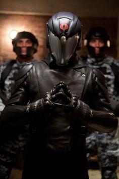 gi joe art | JOE: RETALIATION Concept Art: Different Looks For Cobra Commander ...