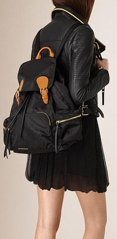 f314ccc644f7 A guide to spring s cult pieces - and how to get them now. Burberry RucksackLarge  RucksackCloset CollectionCity ...