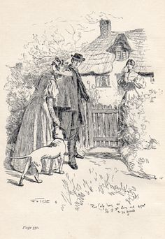Jane Eyre F. H. Townsend illustration 11