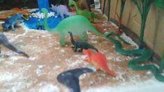 O Vale dos Dinossauros do Guilherme