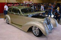 1935 Chevrolet Master - custom by Foose
