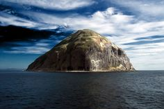 Ailsa Craig - This is where our buffing stone came from!