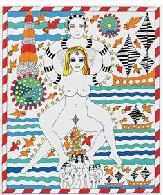 Dorothy Iannone - Dorothy & Dieter