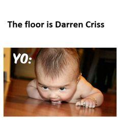 """Segunda parte de """"Darren Criss memes"""" (no me digas). Memes del actor … #humor # Humor # amreading # books # wattpad"""