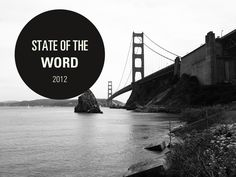 WordPress State of the Word 201