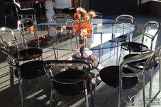 Glowing Orbs Table