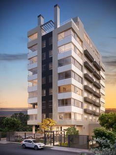 Apartment Building Design Architecture fachada noturna | estúdio | pinterest | architecture, building and