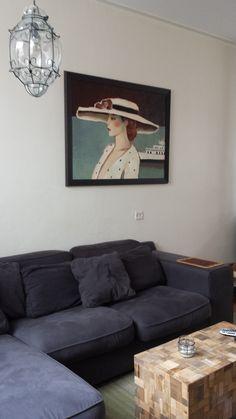 schilderij-gustav-klimp-the-kiss-in-slaapkamer | Schilderijen oude ...