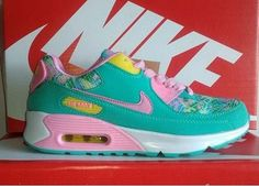Zapatillas Nike Air Max 90 Dama - $ 1.890,00 en Mercado Libre