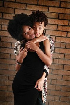 Young, strong, black love.LiveLoveLora & VirtuousVenality