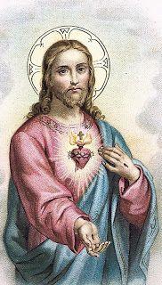 Solenidade do Sagrado Coração de Jesus - Um coração do tamanho do mundo.