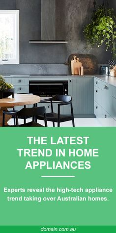 Those watching The Block will be well aware of the high-tech appliances boom sweeping the Australian market. Stone Kitchen, Kitchen Reno, Crisp Kitchen, Kitchen Remodel, Kitchen Benches, Kitchen Dining, Interior Design Studio, Interior Design Kitchen, House Information