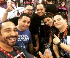 Los #gamers presente en #MaltaIndiaFanCon #puertorico