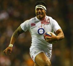 Manu Tuilagi required 19 stitches after England's win over France © Getty Images