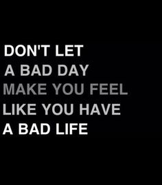 #Truth  Never let a bad day overpower you, conquer it with positive thoughts and gratitude  How did you change a negative situation today? I want to hear about it