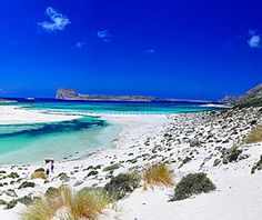 Balos Beach, Crete - Click image to find more Travel Pinterest pins