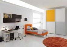 Modern Italian Kids Bedroom Set WEB 13 by Spar, Italy
