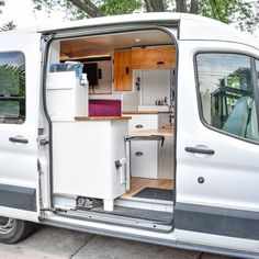Advice for Building and Living in a Diy Ford Transit Camper Conversion Camper Renovation To have a great looking Ford Transit camper conversion for sale, it must be one of the best that you can find. The reason is simple, the camper has a . Ford Transit Rv, Ford Transit Camper Conversion, Ford Transit Campervan, Cargo Van Conversion, Van Conversion Interior, Camper Van Conversion Diy, Van Interior, Ford Transit Connect Camper, Van Conversion Wiring