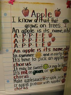 APPLE Bingo song ( good September song for the little guys ) JohnnY Appleseed day Preschool Apple Theme, Apple Activities, Fall Preschool, Preschool Songs, Autumn Activities, Preschool Ideas, Preschool Crafts, Learning Activities, Kids Crafts
