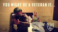 Mat Best MBest11x shares.........You Might Be A Veteran If... NEW VIDEO!!!!!!!!!!!!!!!!!! Veterans are an interesting breed, and sometimes our civilian friends just don't understand our humor. Here's a video about some of the ridiculous shit that we do. If you're a Veteran, stay awesome and thank you. Thanks for the help Holly Savage and Heather Lynn! #MotivationMonday #Merica https://www.youtube.com/watch?v=0AxkVJO0208&feature=youtu.be