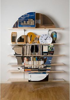Skull Bookshelves