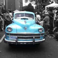 Medellín Clasic Cars Parade 52