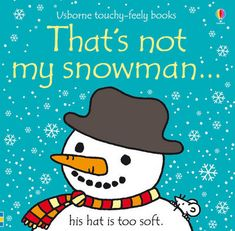 That's Not My Snowman - That's Not My... (Board book)