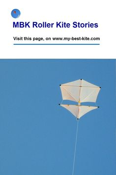 Since it started in 2007, the My Best Kite website has focused on kite making and homemade kites. All from very cheap and widely available materials. Simple kite building and learning how to make a kite, for everyone! You could call it DIY Kites Central. Some of the feedback is priceless :-) Over the years, people have shared their own kite pictures and kite flying experiences. Click 'Visit' to the page - and try other pages of the site for more info, photos and video. T.P.