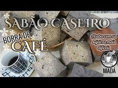 SABÃO CASEIRO BORRA DE CAFÉ / LIMPEZAS DIFÍCEIS/ UMA RECEITA SOLANGE MADÁ - YouTube