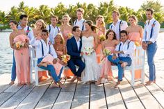My Big Belizean Beach Wedding - To Live