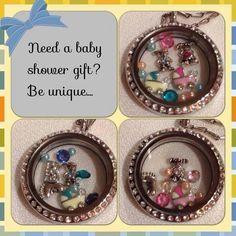 Baby shower gift/expectant mom www.southhilldesigns.com/trinaslocketsoflove