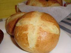 Bajor zsemle recept lépés 7 foto Naan, Bakery, Bread, Food, Brot, Essen, Baking, Meals, Breads