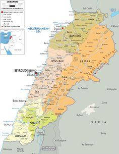 Mapa de Venezuela Venezuela