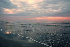 A beautiful soft sunrise with pastel colors and a soft misty at the beach at Kiawah Island, south Carolina is so dreamy. Kiawah Island South Carolina, Amazing Sunsets, Sun Rays, Bird Watching, Pastel Colors, Sunrise, Wildlife, Framed Prints, Moon