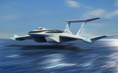 FlightShip  #plane #ship #hovercraft