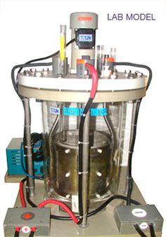 Electro-oxidation Cell | Titanium Tantalum Products Ltd