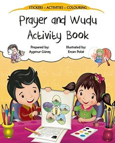 All about Prayer (Salah) Activity Book (Discover Islam Sticker Activity Books)…